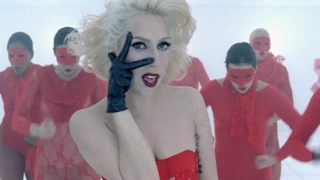 'Bad Romance' cua Lady Gaga la MV hay nhat the ky 21 hinh anh