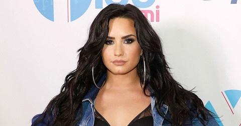 Demi Lovato lien tuc buon non, sot cao sau khi su dung ma tuy qua lieu hinh anh 1