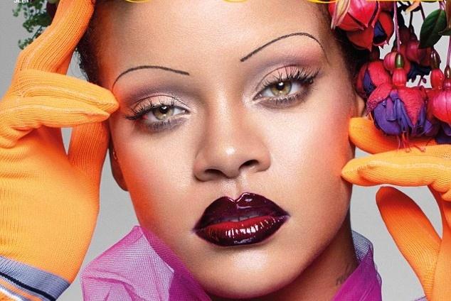 Rihanna: 'Toi yeu so do vong mot, mong va dui cua minh' hinh anh
