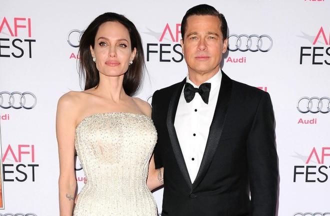 Angelina Jolie noi gian vi Brad Pitt dan gianh duoc quyen nuoi con hinh anh