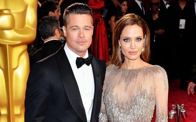 Brad Pitt khang dinh chi hon 9 trieu USD de Angelina Jolie nuoi con hinh anh