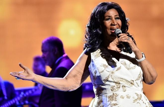 'Nu hoang nhac Soul' Aretha Franklin dang bi benh rat nang hinh anh
