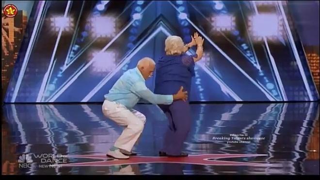 Celina va Filiberto - America's Got Talent hinh anh