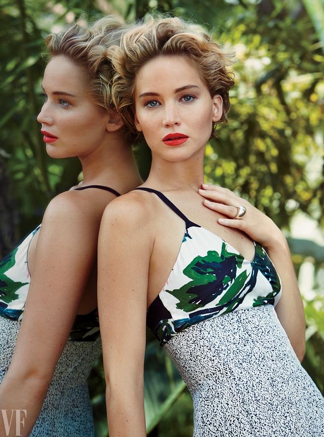 Nhung loai trang phuc khong the thieu cua Jennifer Lawrence hinh anh 1