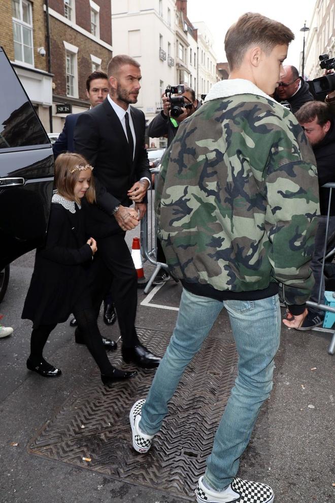 Gia dinh Beckham anh 7