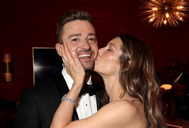 Vo chong Justin Timberlake van man nong sau 6 nam ket hon hinh anh