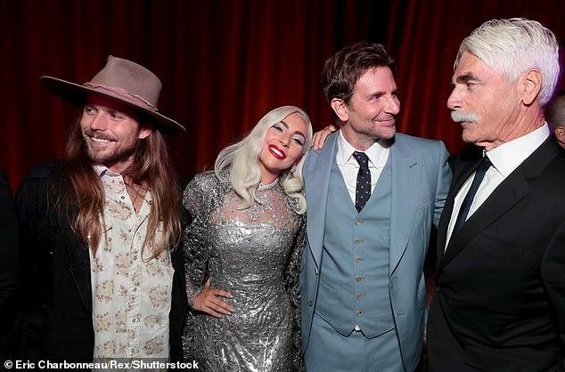 Lady Gaga dien dam long lay du su kien ra mat phim hinh anh 4