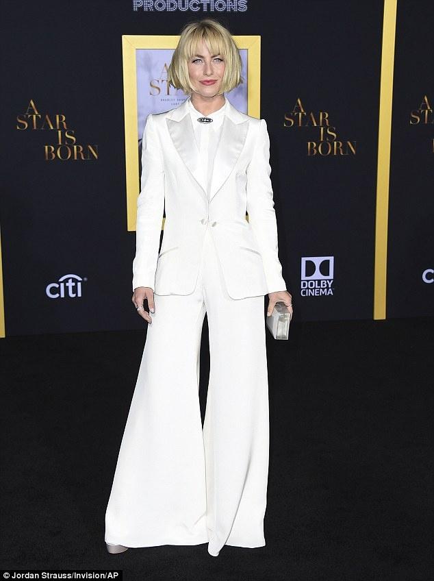 Lady Gaga dien dam long lay du su kien ra mat phim hinh anh 6
