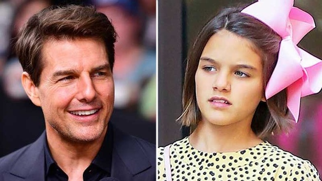 Tom Cruise tu choi quyen tham con gai Suri hinh anh