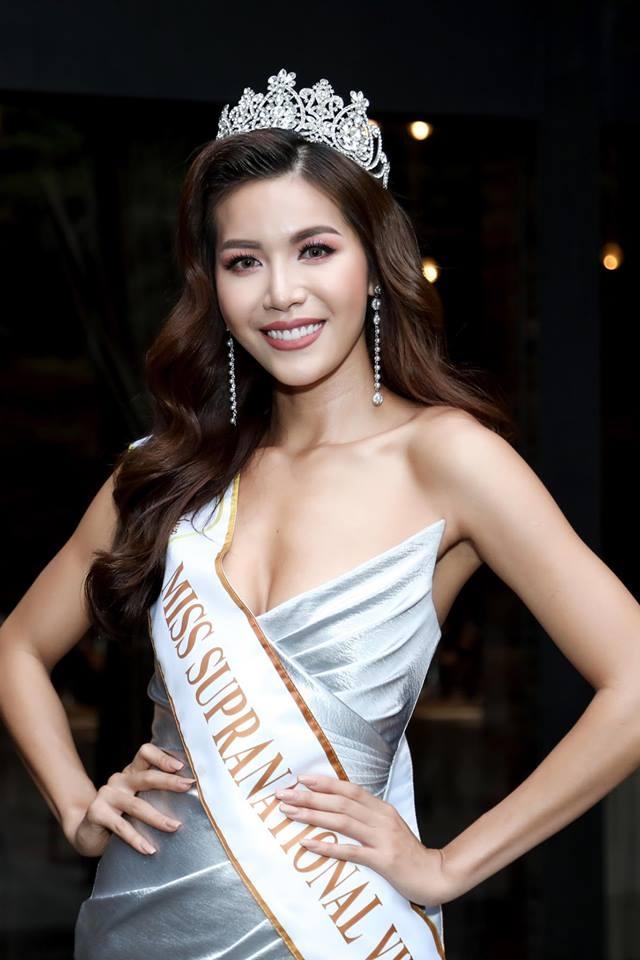 Nhung ung cu vien sang gia cho ngoi Hoa hau Sieu quoc gia 2018 hinh anh 1