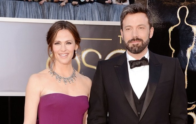 Ben Affleck va Jennifer Garner chinh thuc ly hon sau 3 nam ly than hinh anh