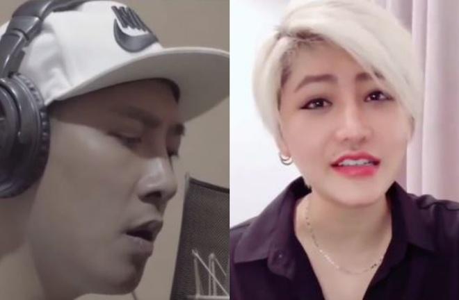 Chau Khai Phong, Hoa Vinh va dan sao cover 'Hongkong1' gay thich thu hinh anh