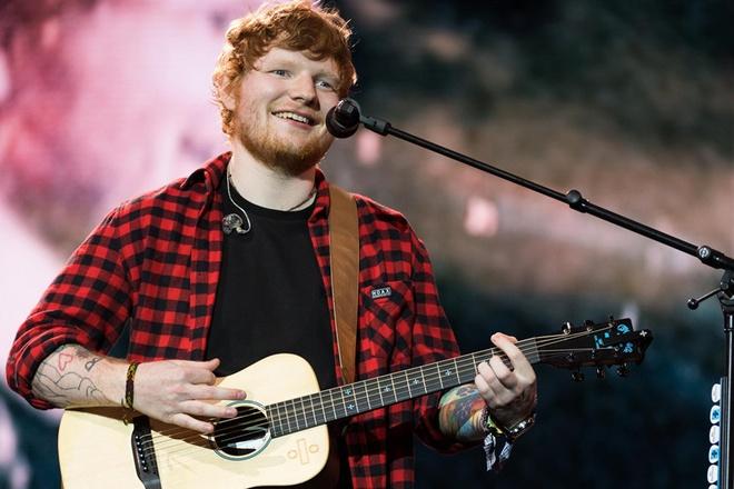 Ed Sheeran la ca si thu nhap cao nhat the gioi, kiem 95.000 USD/ngay hinh anh