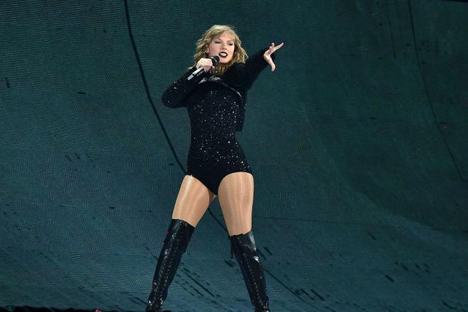 Taylor Swift tuyen bo ung ho dang Dan chu anh 1