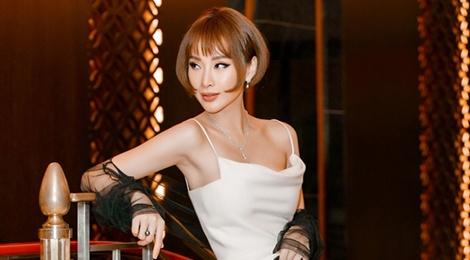 Thanh Hang ca tinh, Phuong Trinh goi cam tuan qua hinh anh