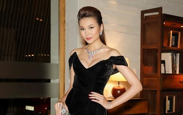 Thanh Hang quy phai, Angela Phuong Trinh mac nu tinh tuan qua hinh anh