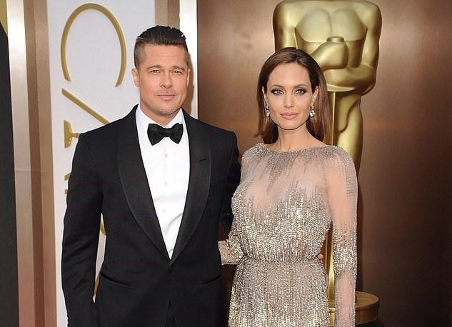 Brad Pitt va Angelina Jolie khong muon cac con ton thuong hinh anh 1