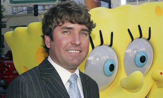 Cha de cua phim hoat hinh 'SpongeBob Squarepants' qua doi o tuoi 57 hinh anh