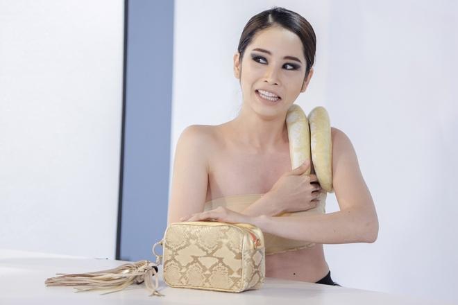 Chi gai Nam Em bi loai khoi The Face gay tiec nuoi hinh anh 2