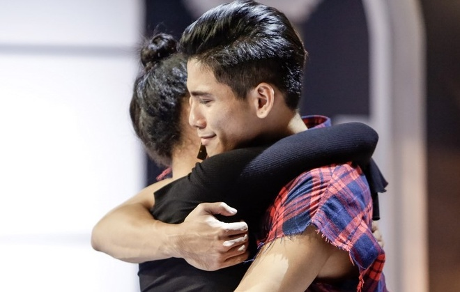 The Face 2018: Tuan Kiet van 'song sot' sau 3 lan vao vong loai hinh anh