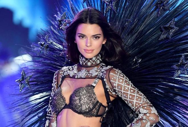 Kendall Jenner la sieu mau kiem tien nhieu nhat the gioi nam 2018 hinh anh