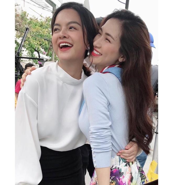 Pham Quynh Anh mac dep, trang diem ky sau khi ly hon Quang Huy hinh anh 7
