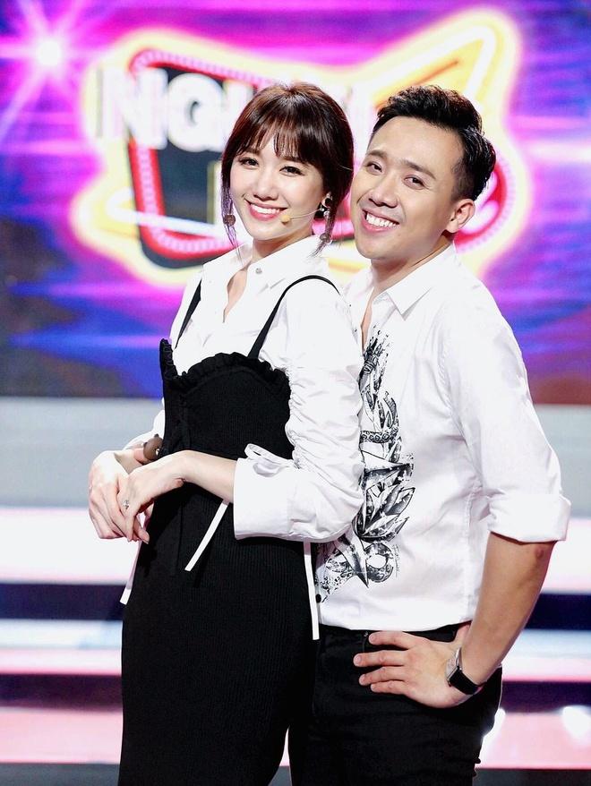 MC Tran Thanh 'nghien' mac so mi hoa tiet sac so hinh anh 1