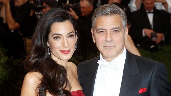 Rộ tin tài tử George Clooney ly hôn vợ luật sư kém 17 tuổi - Sao Hollywood