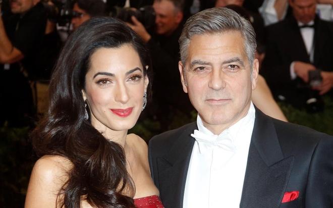 Ro tin tai tu George Clooney ly hon vo luat su kem 17 tuoi hinh anh