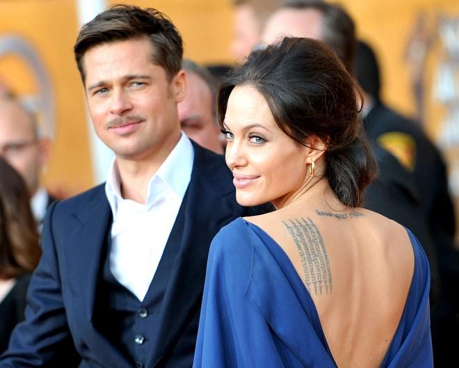 Angelina Jolie và Brad Pitt gặp nhau để thỏa thuận ly hôn