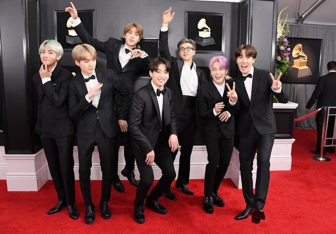 Le trao giai Grammy 2019 anh 2
