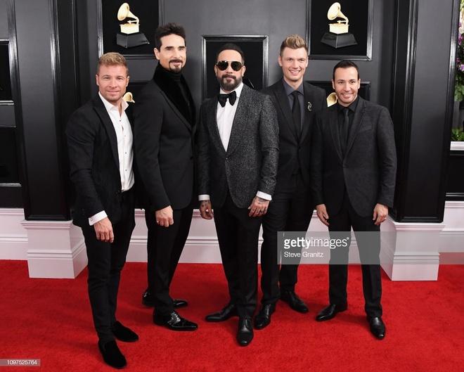 Le trao giai Grammy 2019 anh 14