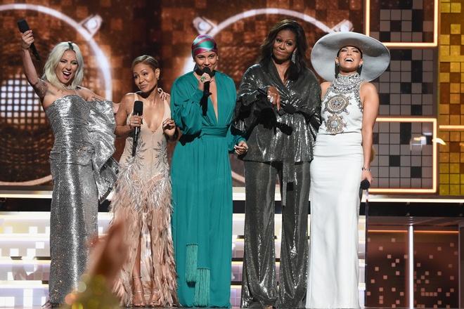 Luot xem Grammy 2019 thap ky luc anh 1