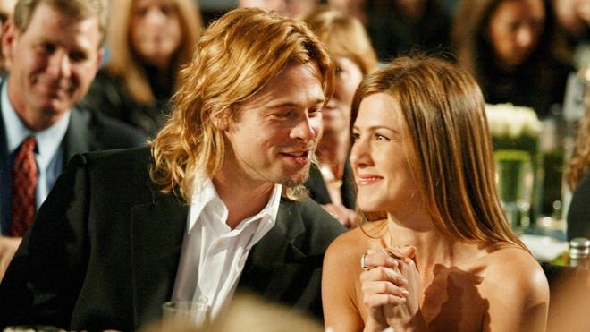 Brad Pitt va Jennifer Aniston da han gan quan he nhieu nam nay hinh anh 1
