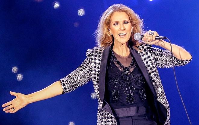 Celine Dion bi doi tien boi thuong do vi pham hop dong 500 trieu USD hinh anh