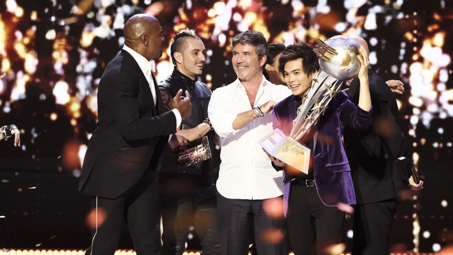 Ao thuat gia goc A chien thang America's Got Talent: The Champions hinh anh 1
