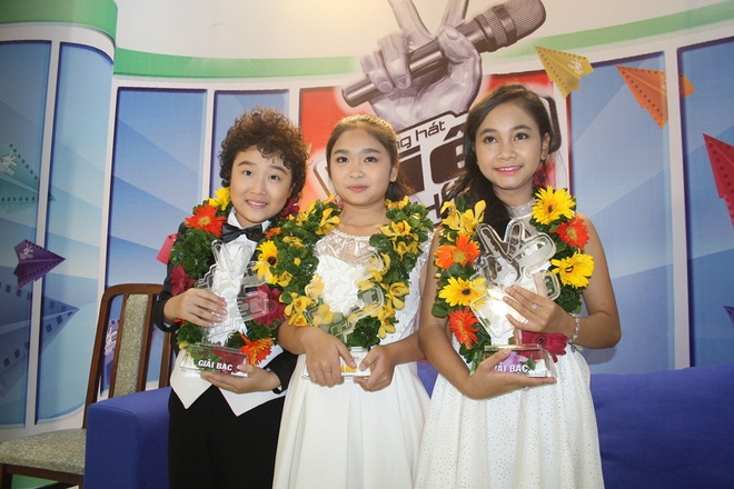Top 3 Giong hat Viet nhi 2014 anh 1