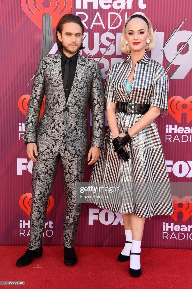 Taylor Swift, Backstreet Boys tren tham do iHeartRadio Music Awards hinh anh 3