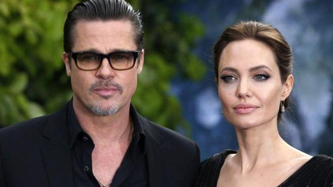 Brad Pitt va Angelina Jolie met moi vi van con la vo chong hop phap hinh anh 1