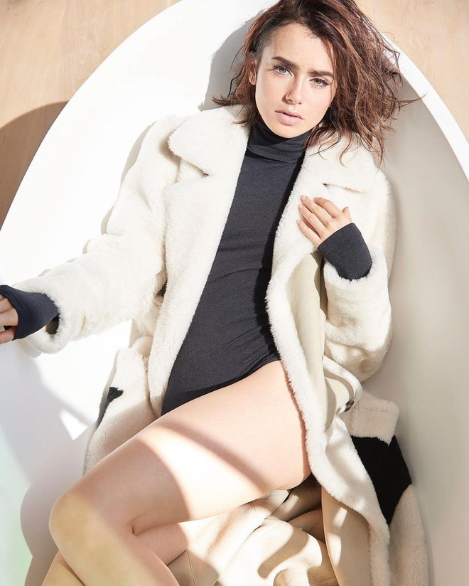 Lily Collins tuoi 30 anh 6