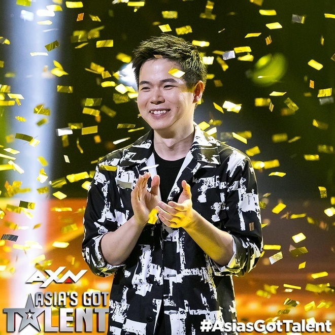 Ao thuat gia Dai Loan thang Asia's Got Talent, nhan 100.000 USD hinh anh 1
