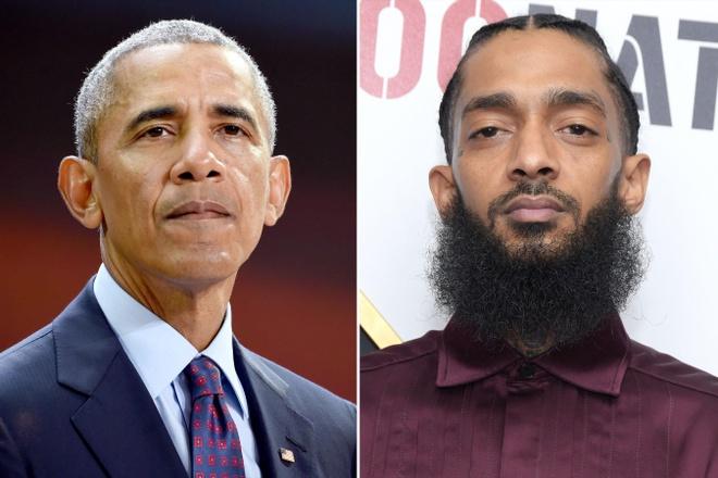 Barack Obama doc thu anh 1