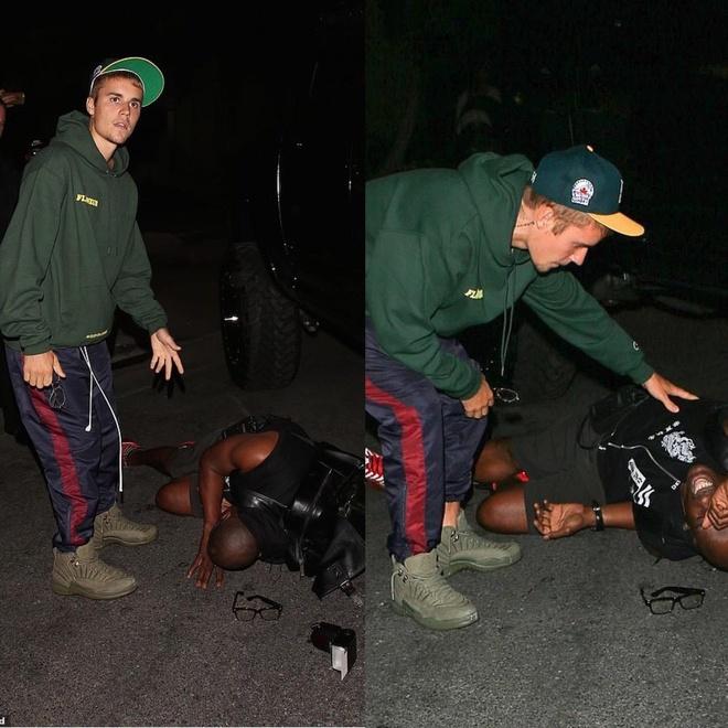 Justin Bieber bi kien vi gay tai nan giao thong 2 nam truoc hinh anh 1