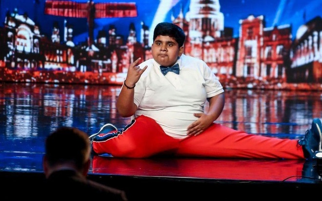 Cau be An Do gay sot tai Britain's Got Talent 2019 hinh anh