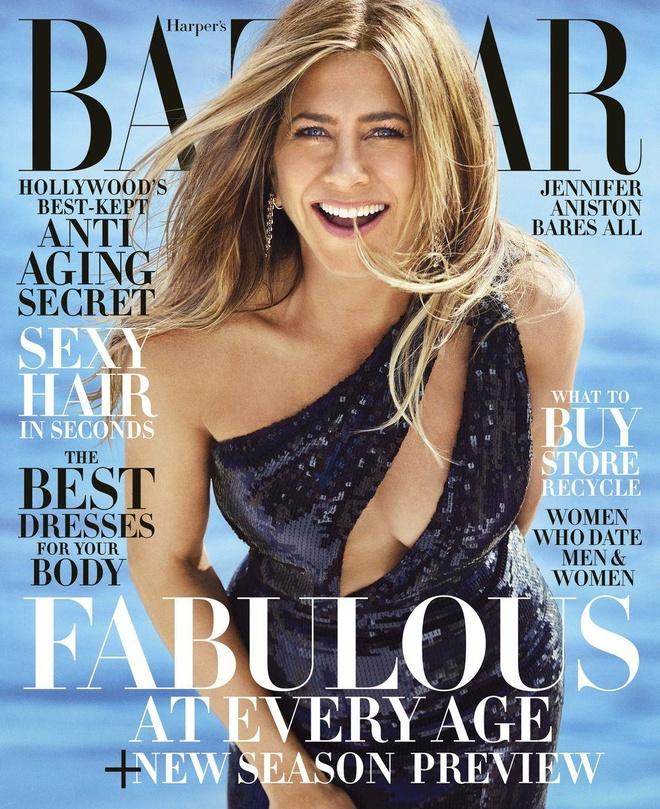 Jennifer Aniston ban nude anh 1