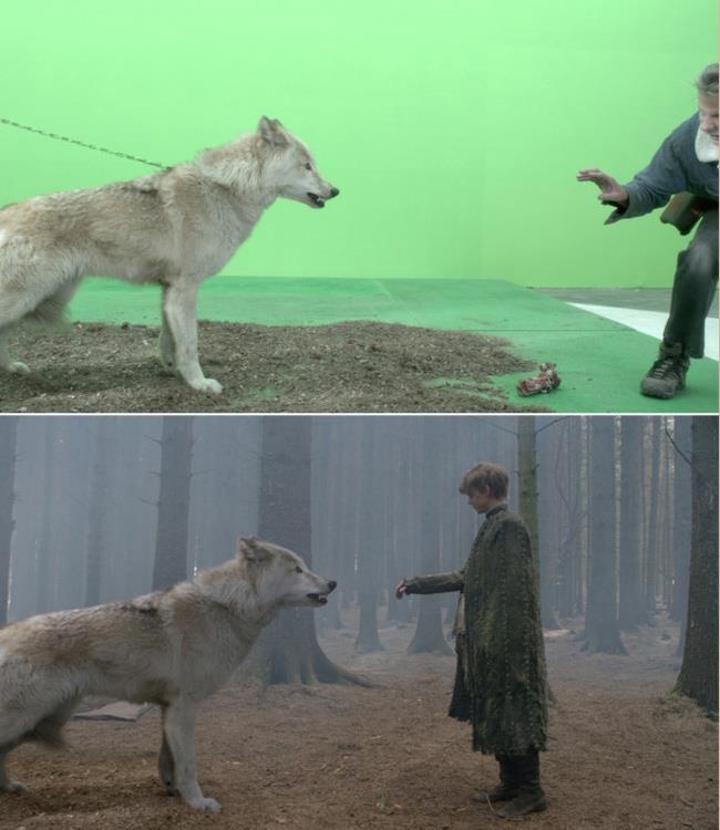 'Game of Thrones' man nhan tren man hinh va su that tai phim truong hinh anh 6