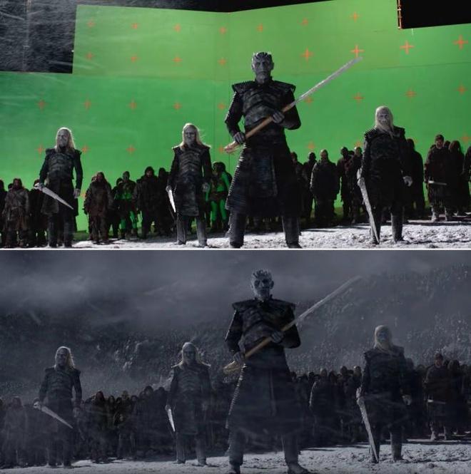 'Game of Thrones' man nhan tren man hinh va su that tai phim truong hinh anh 5