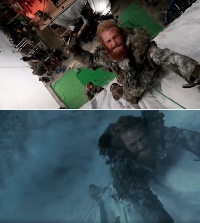 'Game of Thrones' man nhan tren man hinh va su that tai phim truong hinh anh 3