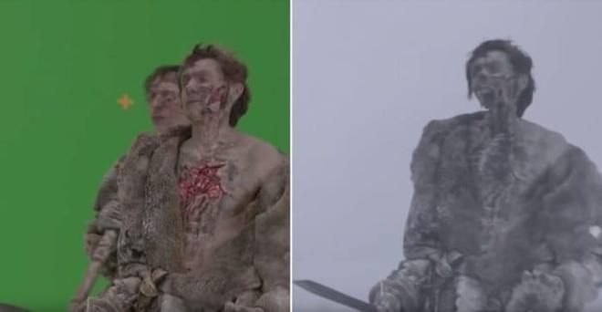 'Game of Thrones' man nhan tren man hinh va su that tai phim truong hinh anh 4