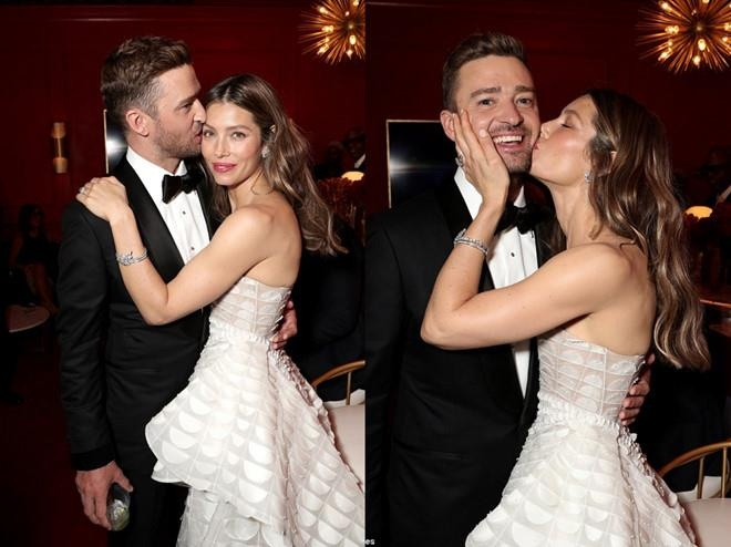 Vo chong Justin Timberlake van ngot ngao nhu luc moi yeu hinh anh 6